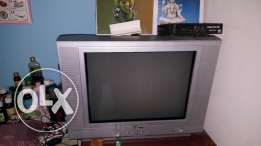 Tv & table for sale