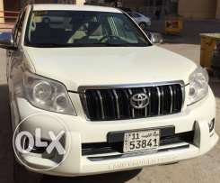 show room condition 2013 MODEL PRADO (6 CYLINDER) SALE