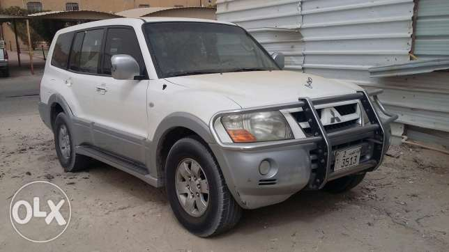 Pajero...running condetion
