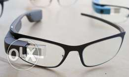 Google Glass Explorer Edition XE-C 2.0 with Frames RX Rocker Style Bun