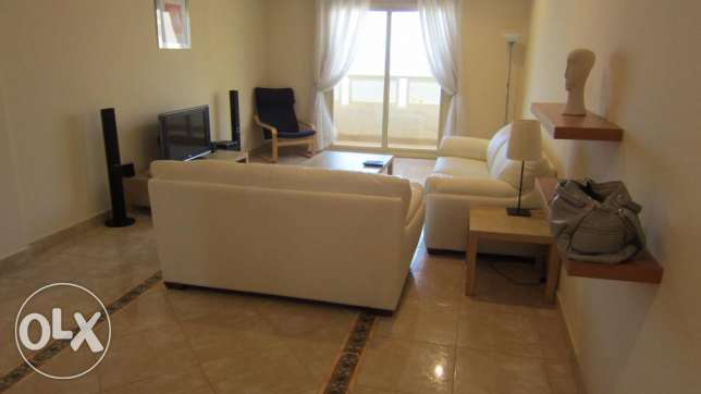 Big 1 bd furnished apt for Westerners in Mahboola