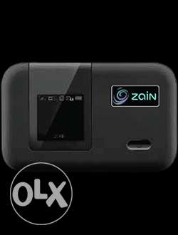 zain router unlocked for all GSM networks