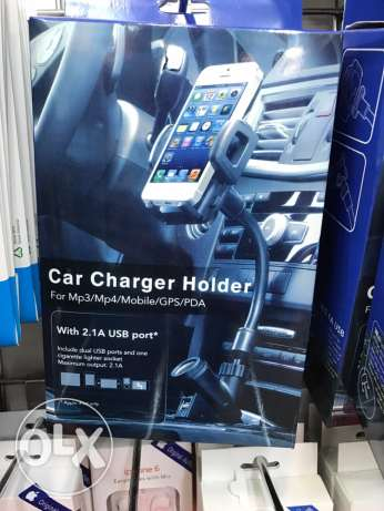 car charger holder
