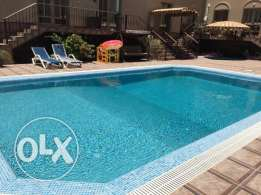 3 Bedroom duplex with gym and pool for KD 750 in Finats