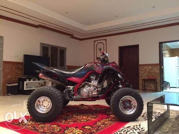 2010 yamaha 700R raptor for sale