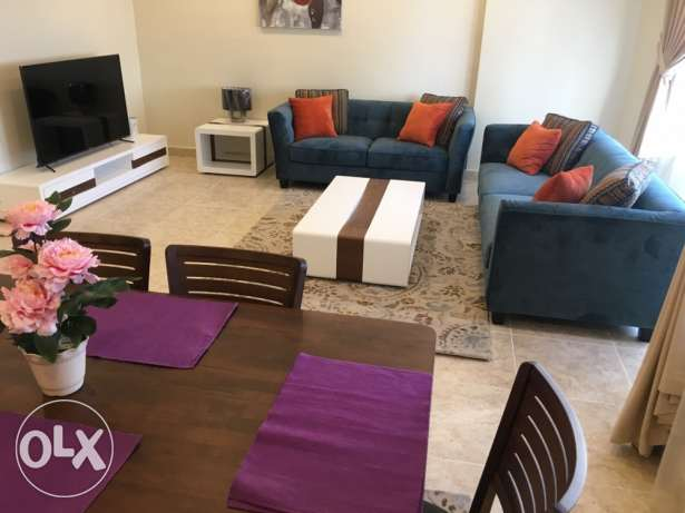 super deluxe fully furnished apartment.