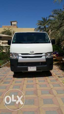 Brand new Hiace Long Wheel Base Van 2014