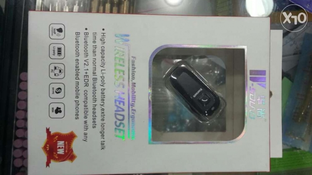 Bluetooth Headset for sale at best price ever
