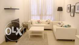 2 bedroom furnished apartment for Kd 450 in Salmiya close to the sea