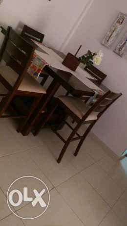 High dinning table
