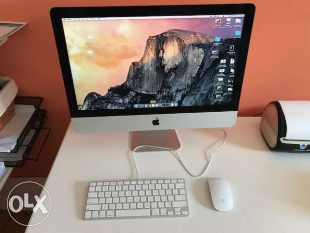 iMac 2.9 GHz Intel Core i5 21.5 inch for sale