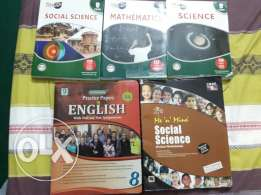 8th std guides and pullout worksheets