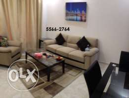 furnished 1-bedroom in sharq area