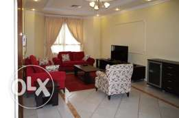 For expats 3 bedrooms furnished apt in Salwa