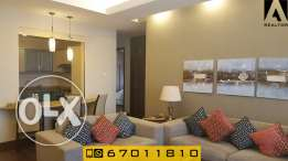 executive two bedroom apartment furnished in Kuwait City