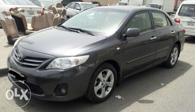 2013 Toyota Corolla 1.8 Full option...