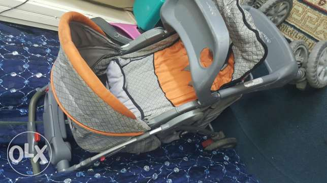 Stroller and car seat ميدان حولي -  3