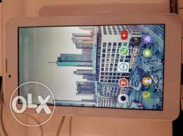3G tab 8 GB storge dual SIM dual cam 1 year warranty also game video