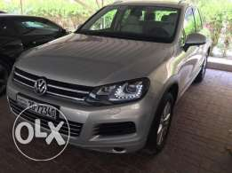 VW Touareg 2013 for sale
