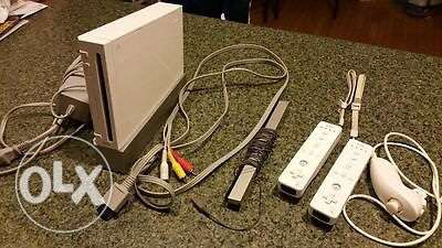 Wii gaming console for sale