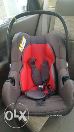 Nania Baby car seat, slightly used.