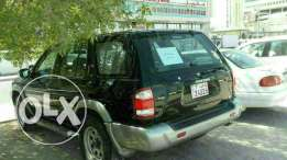 pathfinder is in good condition n its good for run
