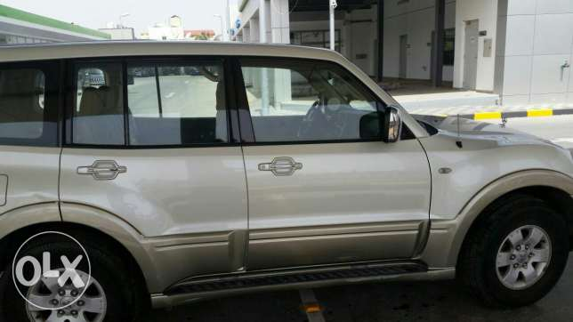 Pajero 2007 in very good condition