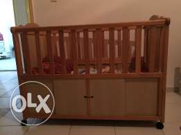 Child Cot Bed