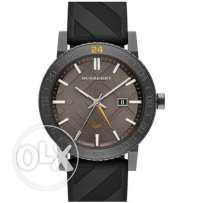 Burberry Brown Stainless Steel Men's Watch
