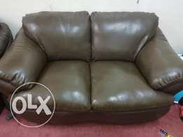 For Sale Leather Sofa 2 Seater
