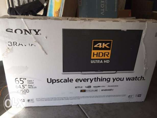 Sony 65 INCH Android TV