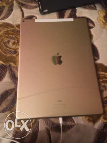 ipad pro 4g 128 gb gold 12.9 inches