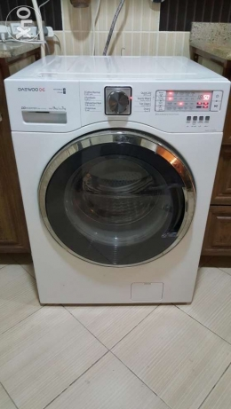Washer-Dryer 10KG excellent condition