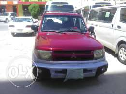 pajero IO 2001 for sale