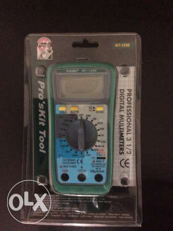Orginal For sale voltmeter