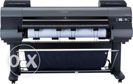 Canon plotter for large printing Model no: IPF 8300