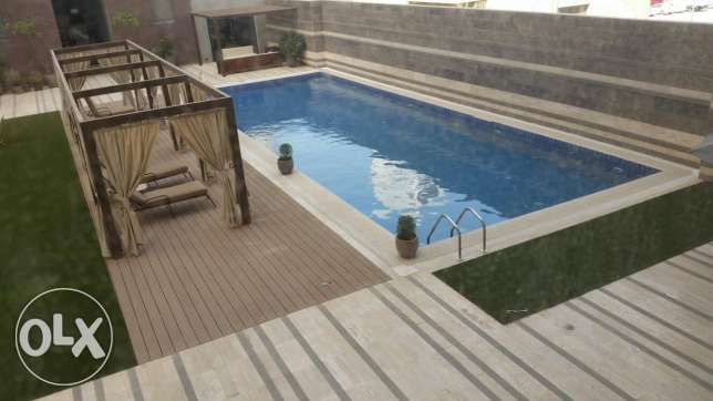 Bneid Al Gar,Top of the Luxe flat 1 bhk semi and fully furnished