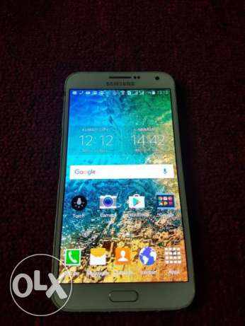 I want to sell mySamsung galaxy E7 in a good condition