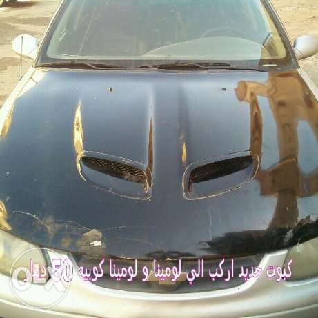 Lumina hood for sale