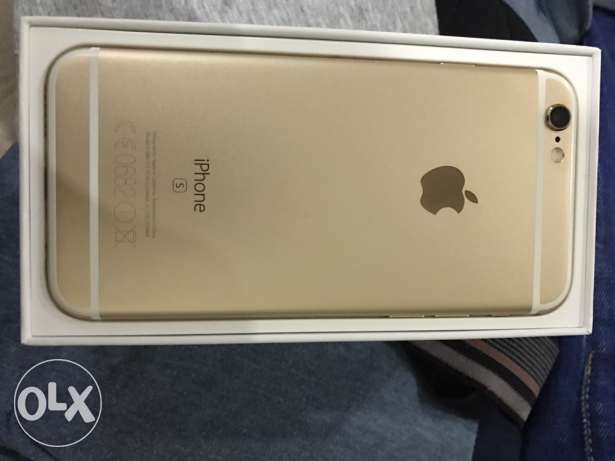 I phone6 S Gold 16 gb حولي -  2
