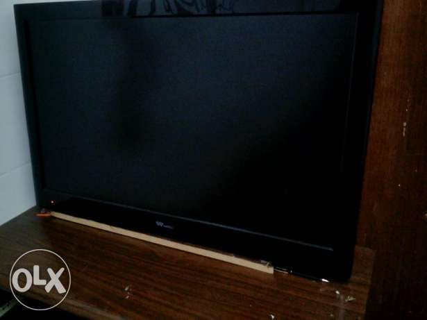 37 inches wansa LCD tv for sale المنقف -  3