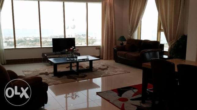 3 Bedroom fully furnished & semi furnished floor apartment