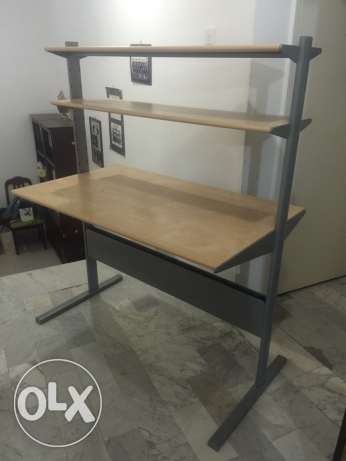 studying desk from ikea