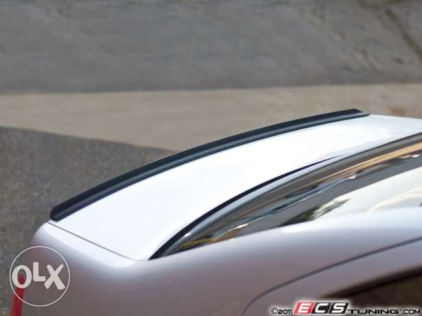 Lip spoiler for any car make like a sport