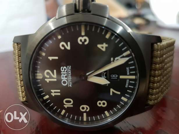 Oris Propilot Bronze color