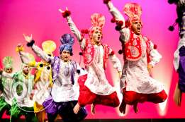 Punjabi,goan,kearla dance shows big party shows stage shows with LCD