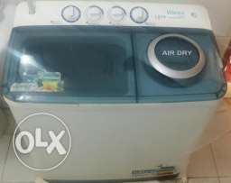 Washing machine in Good Condition. Used only 9 Months.