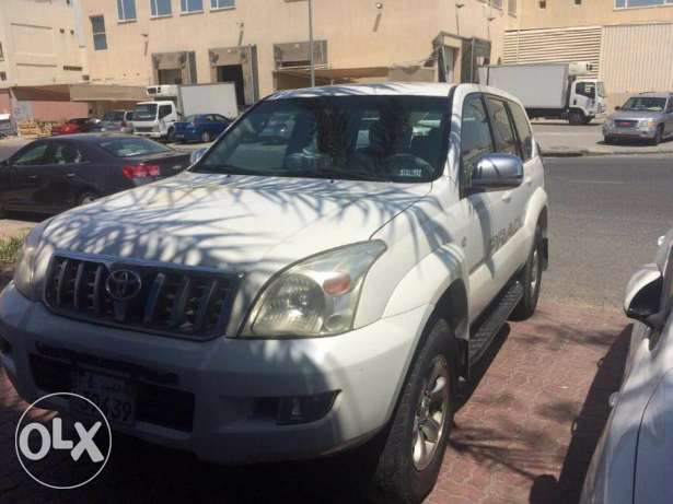 Toyota Prado 2005 GX for Sale