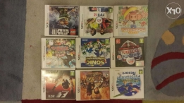 Nintindo 3DS games