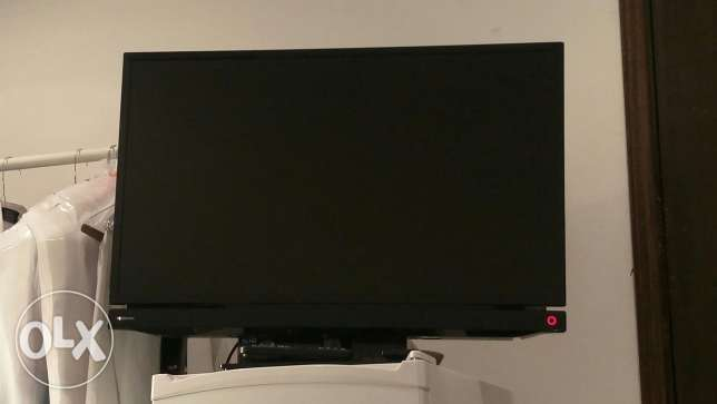 "Tv Toshiba LED 32"" and receiver"
